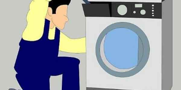تعمیر ماشین لباسشویی کنوود در اندیشه