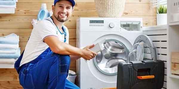 خدمات تعمیر ماشین لباسشویی کنوود در بومهن