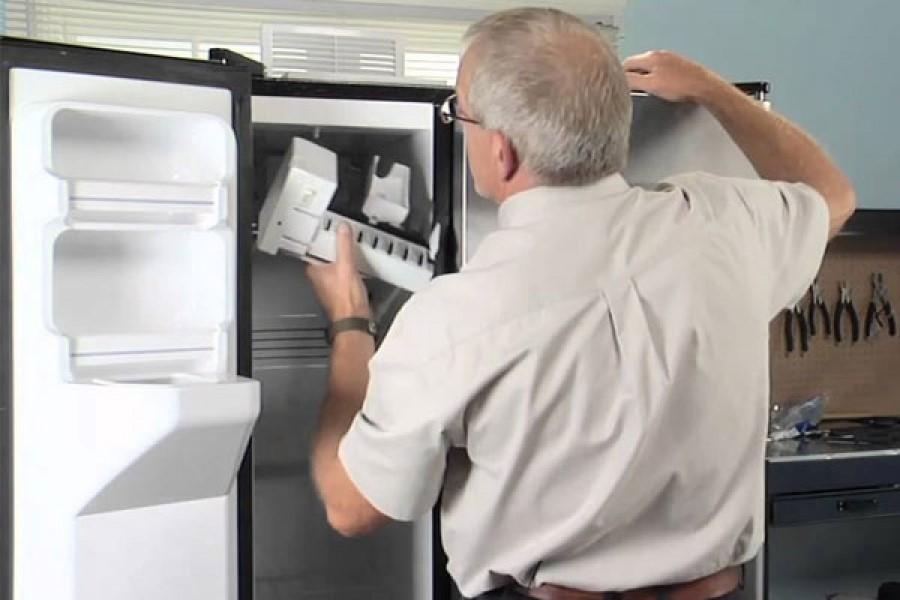 خدمات تعمیر یخچال کنوود در اندیشه